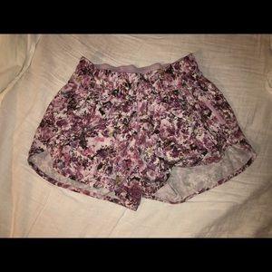 Size 6 Tracker Shorts